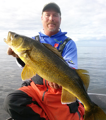Expert Bass Fishing Guide Paul Delaney